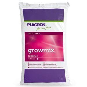 Plagron Grow-Mix 25L mit Perlite