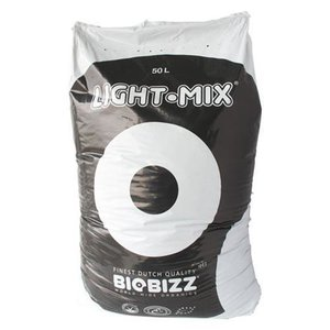 BioBizz LIGHT-MIX 50L mit Perlite