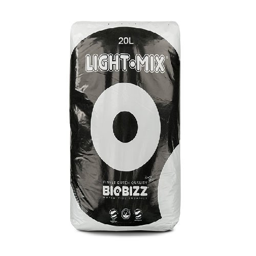 BioBizz LIGHT-MIX 25L mit Perlite