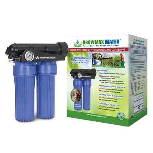 Growmax Water POWER Grow 500 L/h Umkehrosmose