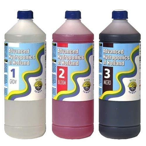 Dünger-SET Dutch Formula Serie von Advanced Hydroponics