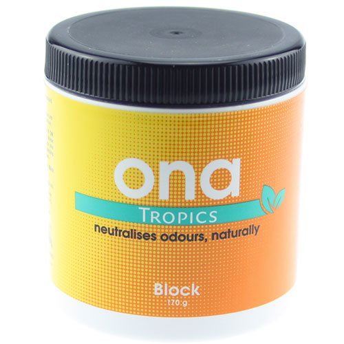 Ona Block Tropic 170g Limited Edition