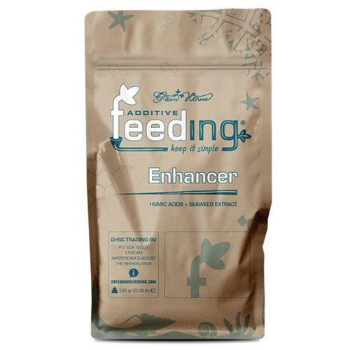 Powder Feeding Düngerset Short Flowering mit Enhancer Calcium und Boost