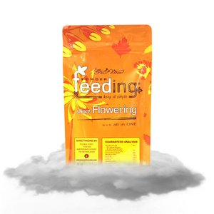 Powder Feeding Düngerset Short Flowering mit Enhancer...