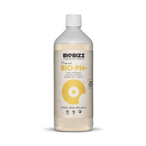 BioBizz Bio pH - minus in 250ml, 500ml, 1L, 5L oder 10L
