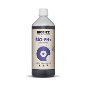 BioBizz Bio pH + plus in 250ml, 500ml, 1L, 5L oder 10L