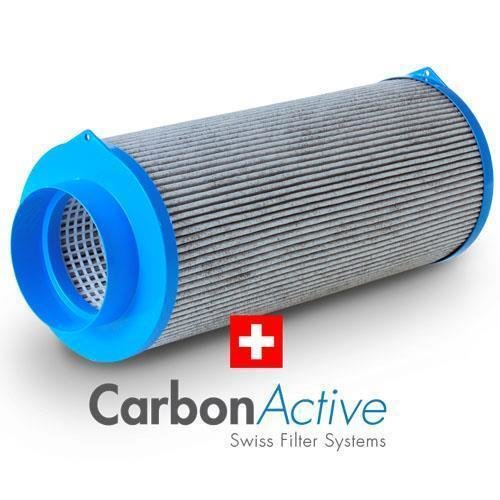 Carbon Active Home-Line Standard 500m³/h,125 mm
