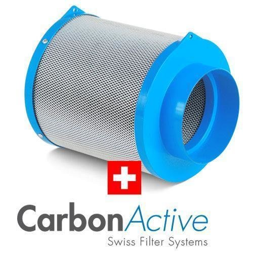 Carbon Active Home-Line Granulate 200m³/h, 125 mm