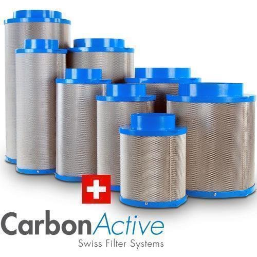 Carbon Active Home-Line Granulate 500m³/h, 125 mm