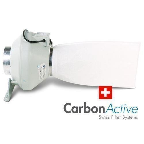 Carbon Active Intake Pollen Sock 125mm
